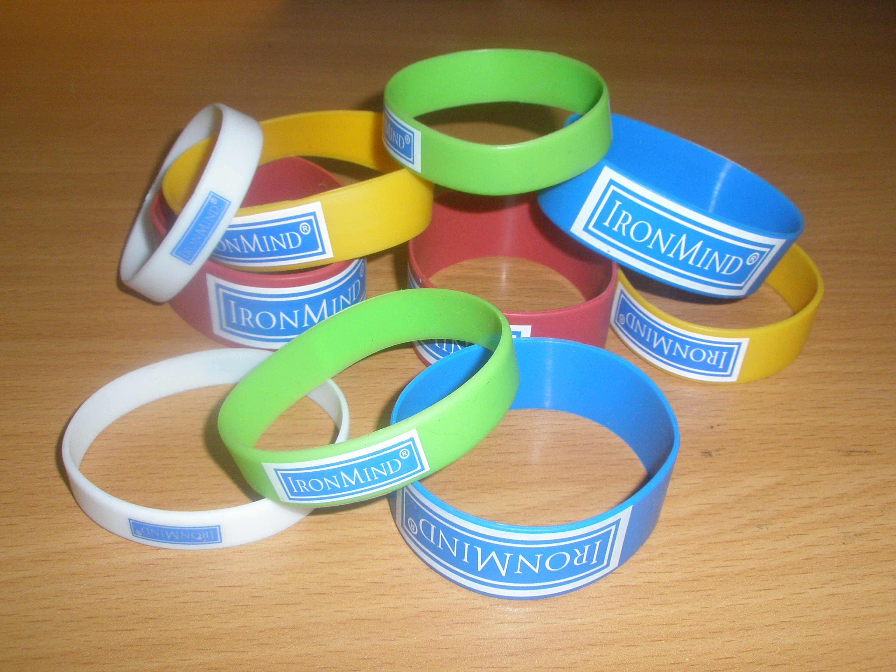 резинки Expand Your Hand Bands IronMind