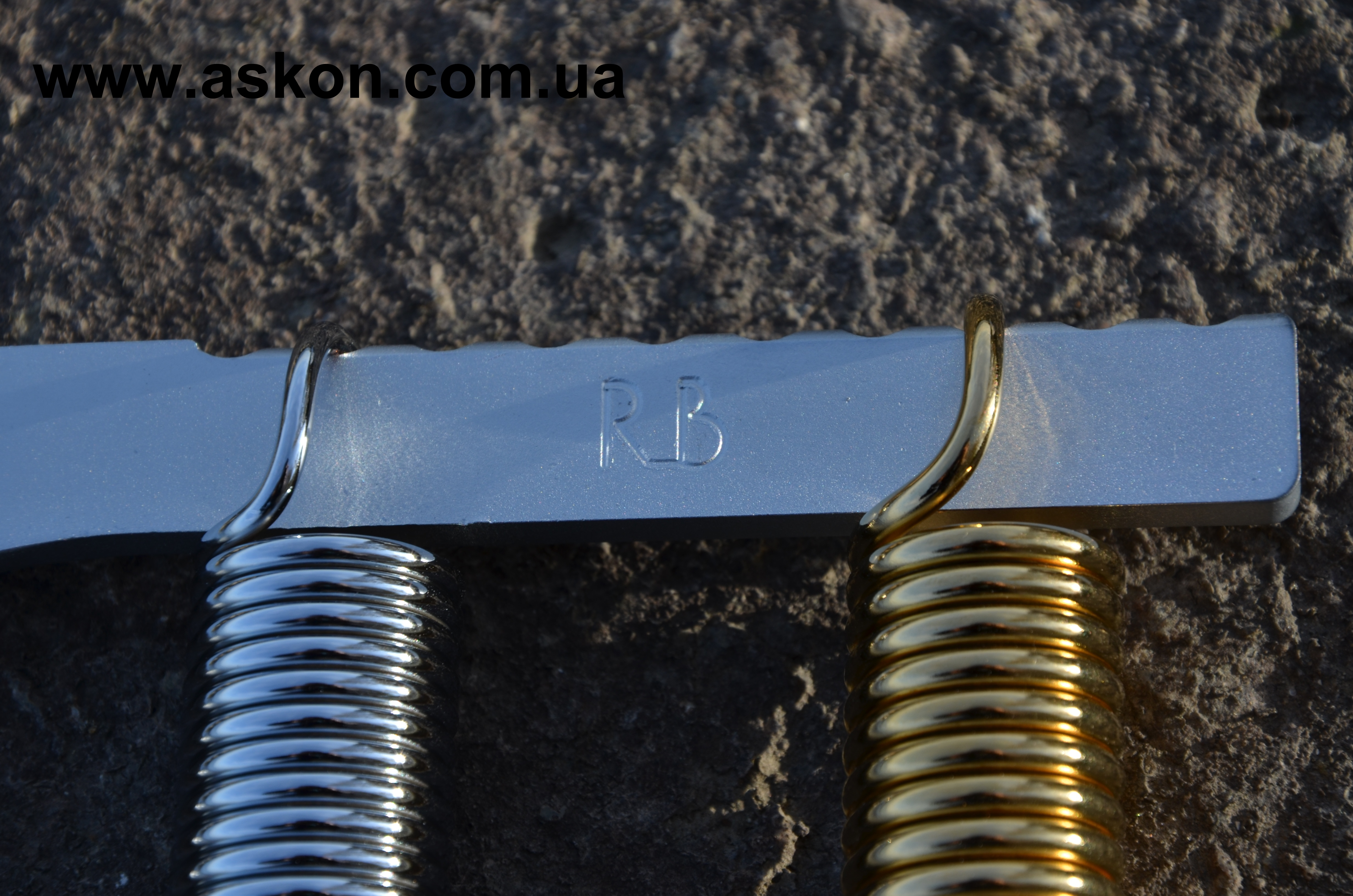 Эспандер Robert Baraban Adjustable Chrome