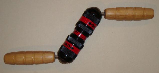 Силовой Тренажер Бизон-1МВ серия «Спецназ» с веретенообразными рукоятками